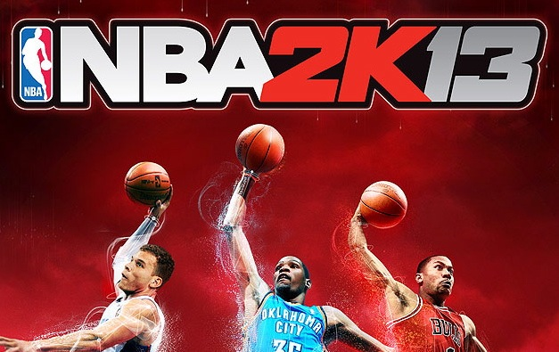 NBA 2K13 Kapağı